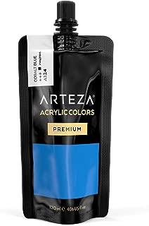 cobalt blue acrylic paint