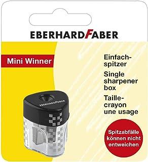 Eberhard Faber 585194 — pojedyncza temperówka Winner na kartce blistrowej, 1 sztuka