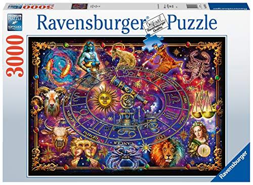 Ravensburger- Zodiaco, Multicolore, 16718 0
