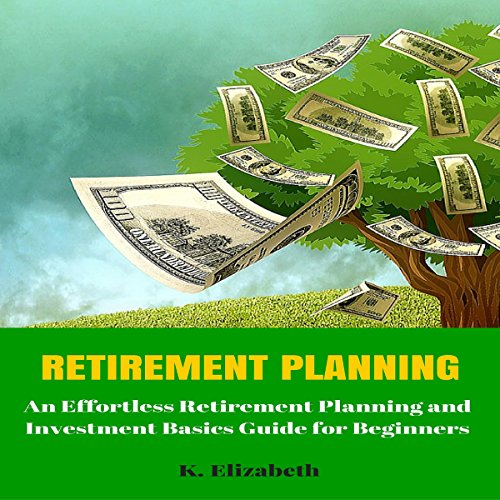 Retirement Planning audiobook cover art