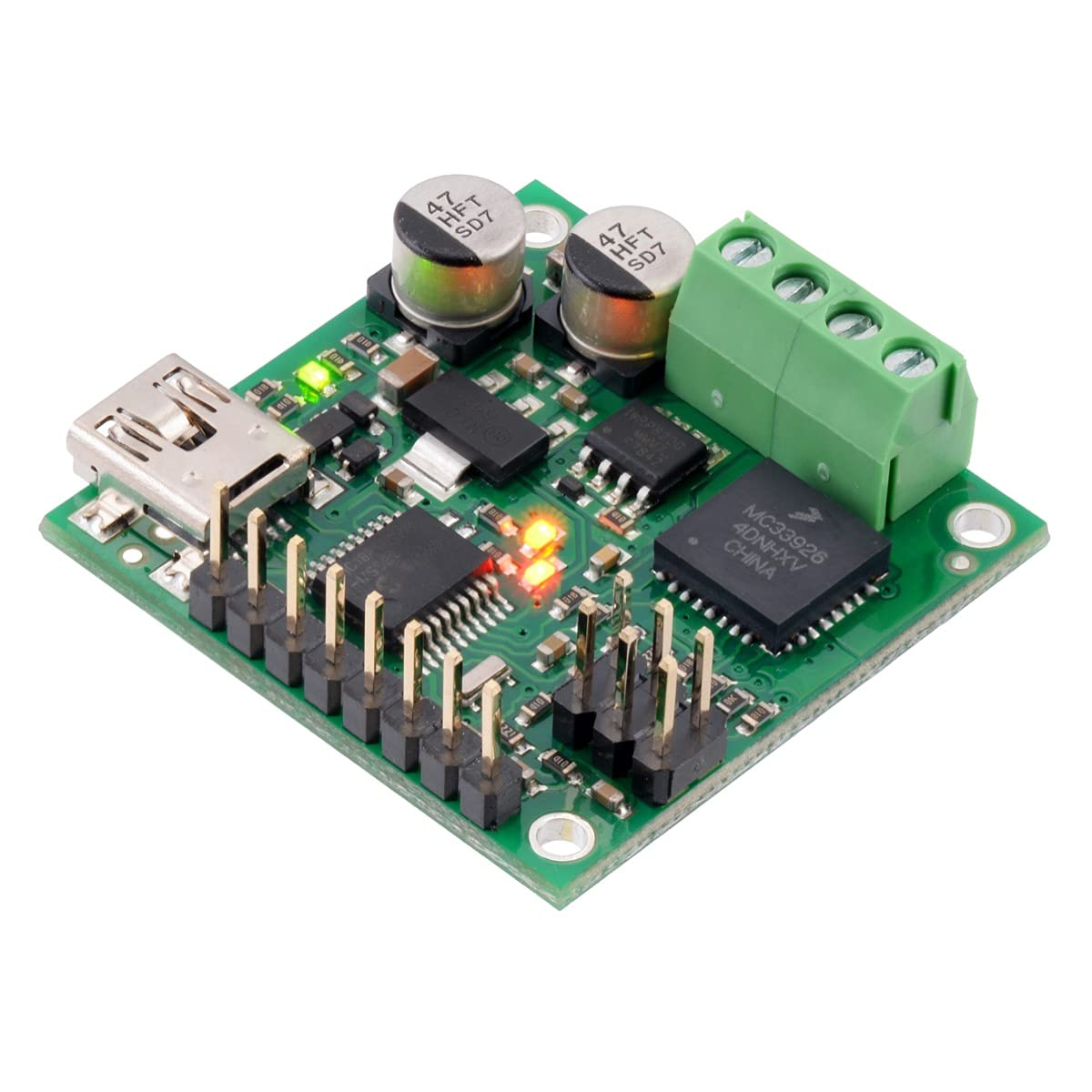 Jrk 2021 new 21v3 Popular products USB Motor Feedback with Controller