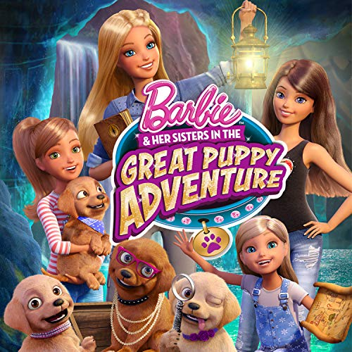 Barbie & Her Sisters in the Great Puppy Adventure Present the Greatest Day (From the TV Series)