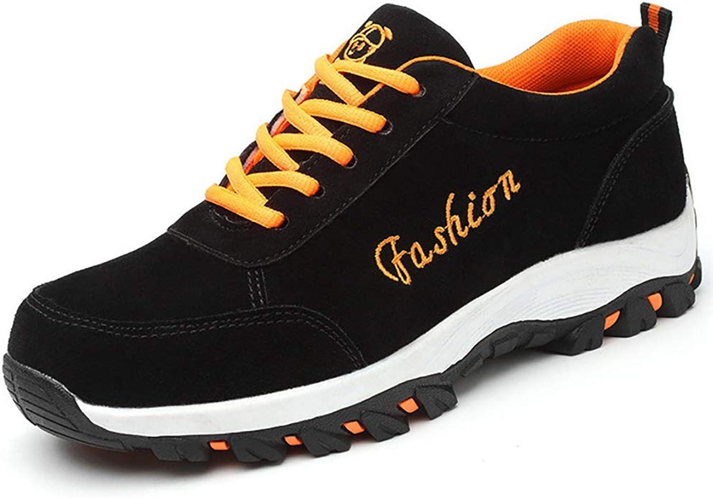 Arbeitsschutz Schuhe für Mode, atmungsaktiv atmungsaktiv atmungsaktiv Anti-Smash Anti-Thorn Antistatisch, Industriebau Männer und Frauen Arbeiten Sicherheitsschuhe,37  fc6a14