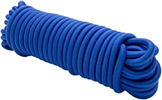 GUMMISEIL 10 m azul 8 mm Goma cuerda de goma cuerda cuerda