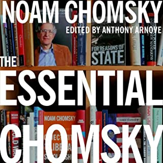 The Essential Chomsky cover art