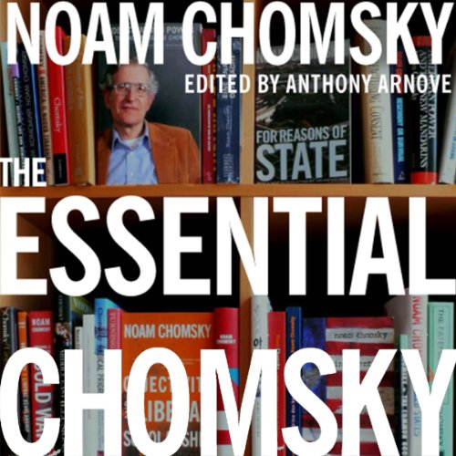 The Essential Chomsky audiobook cover art