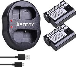 Best nikon d800 battery en el15 Reviews