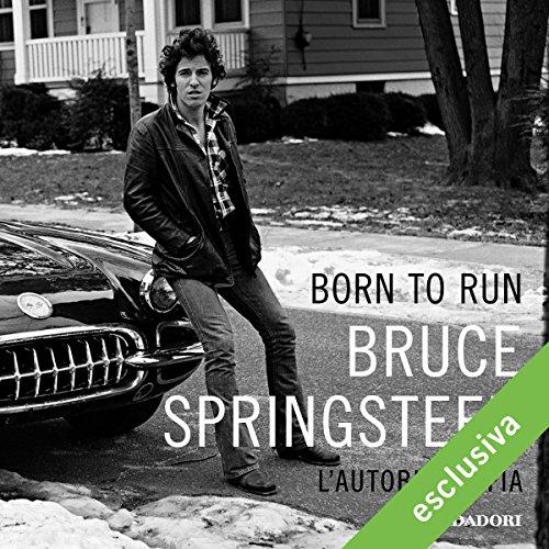 Born to run copertina