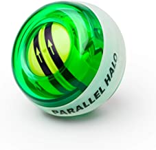 Parallel Halo Power Wrist Ball AUTO Start Wrist Exercises Force Ball Gyroscope Ball Wrist and Forearm Exerciser Arm Strengthener for Stronger Muscle and Bones