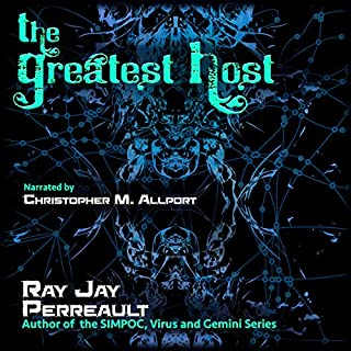 The Greatest Host audiobook cover art