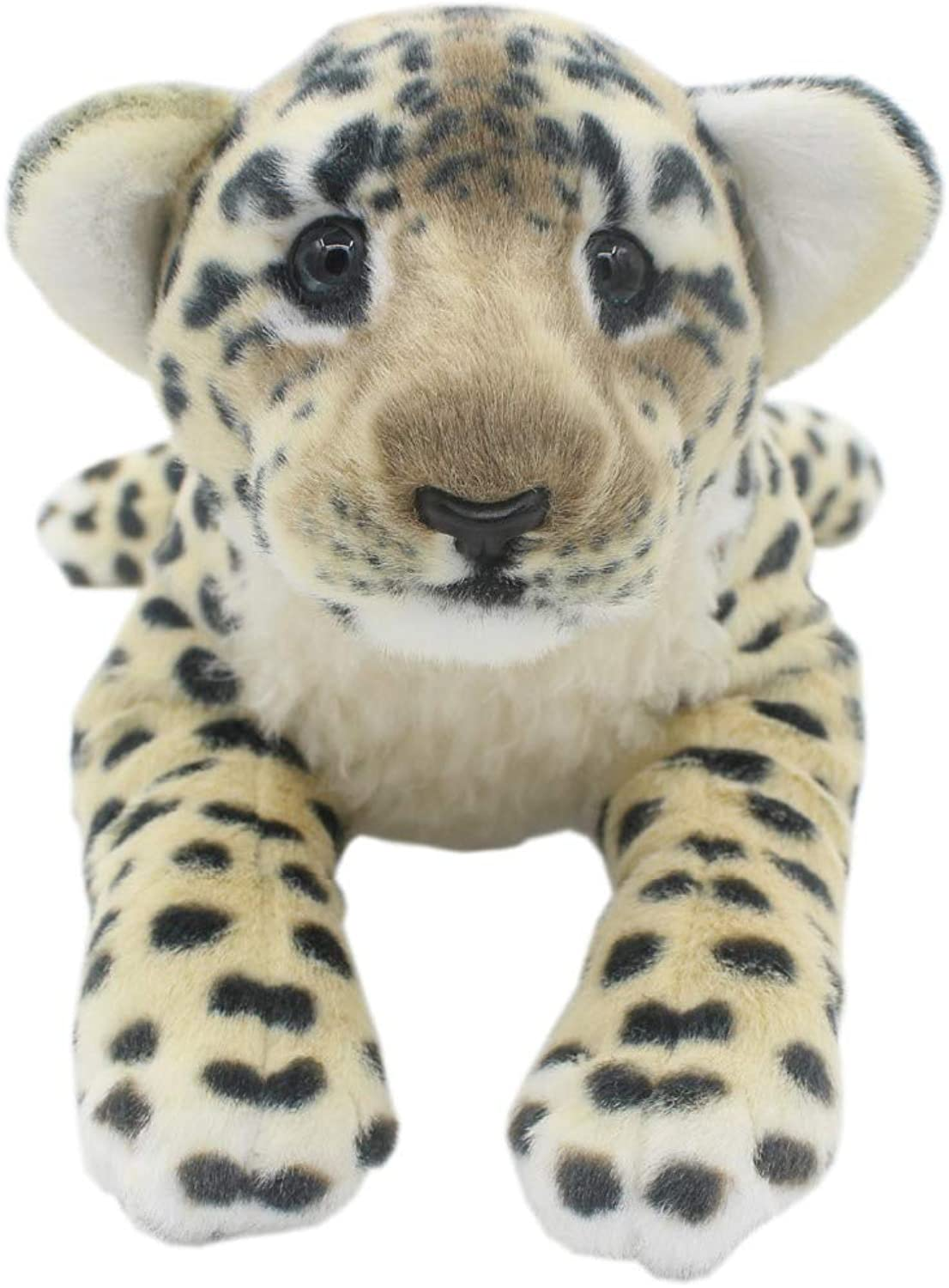 Minicars Elongated leopard baby Realistic soft toy (60 cm)