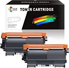 COLORUNION 2 Pack Compatible Toner Cartridge Replacement for Brother Printer TN450 TN420 TN-450 TN-420,HL-2230 HL-2240 HL-2270DW HL-2280DW DCP-7065DN MFC-7360N MFC-7860DW Intellifax 2840