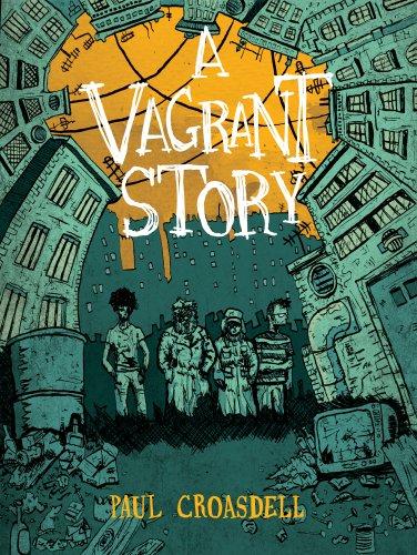Couverture du livre A Vagrant Story (English Edition)
