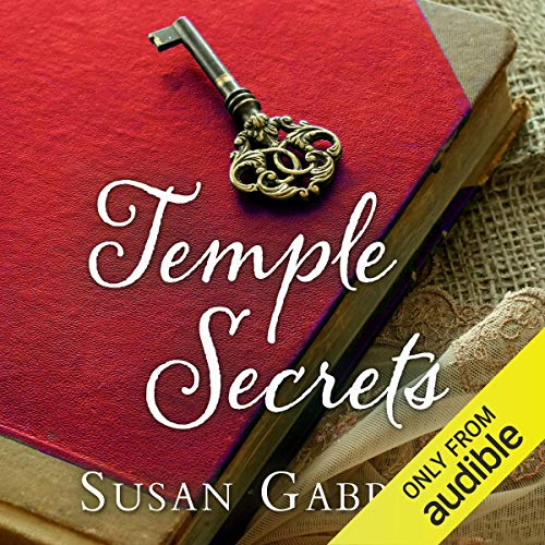 Temple Secrets audiobook cover art