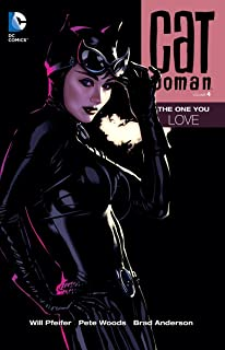 Catwoman Vol. 4: The One You Love