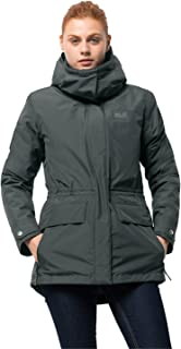 Jack Wolfskin Women's Insulated Waterproof Tallberg Jacket