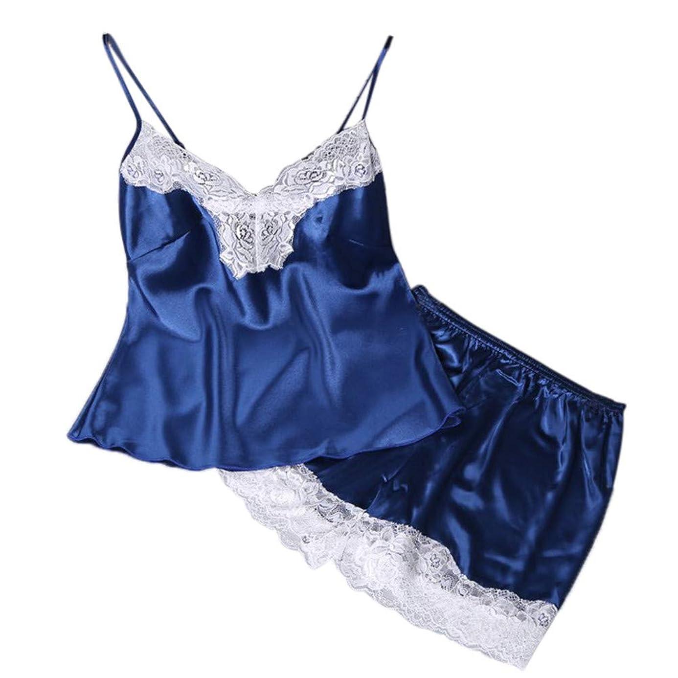 2PC Lingerie Women Babydoll Nightdress Chemise Nightgown Slip Lace Sling Sleepwear Underwear Set
