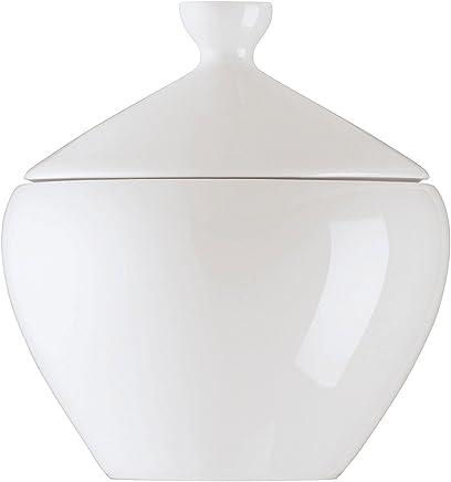 Preisvergleich für Rosenthal Arzberg Form 2000 Zuckerdose 6 P. Weiss