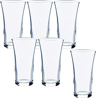 東洋佐々木ガラス ビールグラス 一口 日本製 食洗機対応 115ml 6個セット 04105