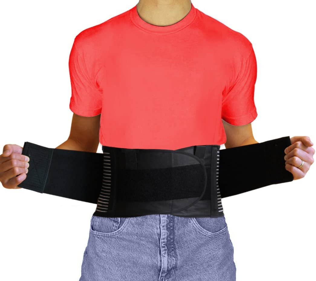 Trust Animer and price revision AidBrace Back Brace Support Belt Lower Pain - Relieve Helps