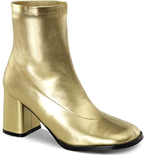 Best gold ankle boots Reviews