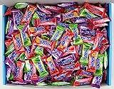 Hi-Chew 4 Flavors, Bulk 330+ Pieces, 4 Pound (Hi Chew Fruit Strawberry, Mango, Green Apple, Grape) (4 Flavors, 4 Pound)