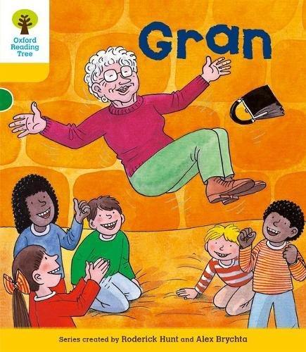 Oxford Reading Tree: Level 5: Stories: Granの詳細を見る