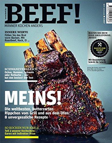 BEEF! - Für Männer mit Geschmack: Ausgabe 3/2017