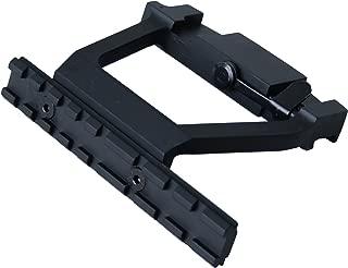 AK サイドレール QD スコープ マウントベース