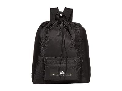 adidas by Stella McCartney Multi-Use Gymsack FJ2487 (Black/White) Backpack Bags