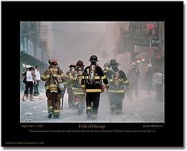 HARLEY DAVIDSON 9//11 NEW YORK FDNY TWIN TOWERS WORLD TRADE STURGIS BIKER ART
