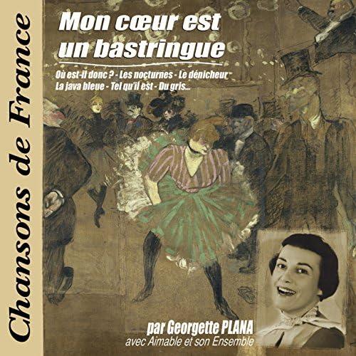 Georgette Plana & Aimable et son orchestre