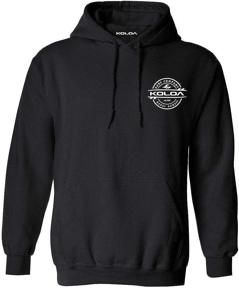 Koloa Surf Thruster Surfboard Logo New mail order Over item handling Hoodies - Sweatshirts Hooded