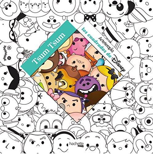 Arteterapia. Tsum Tsum Disney (Hachette Heroes - Disney - Arteterapia)