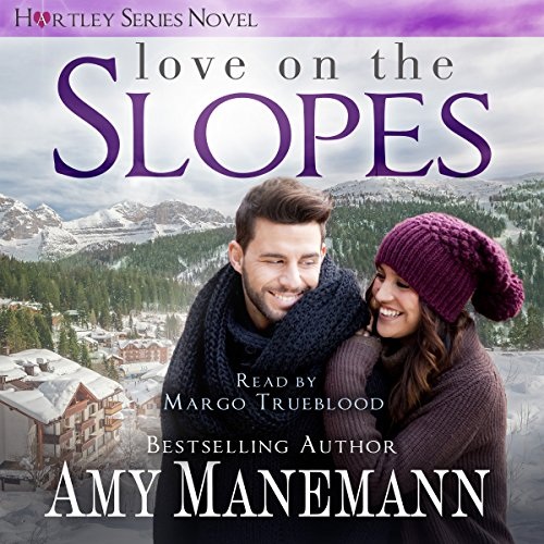 Love on the Slopes audiobook cover art