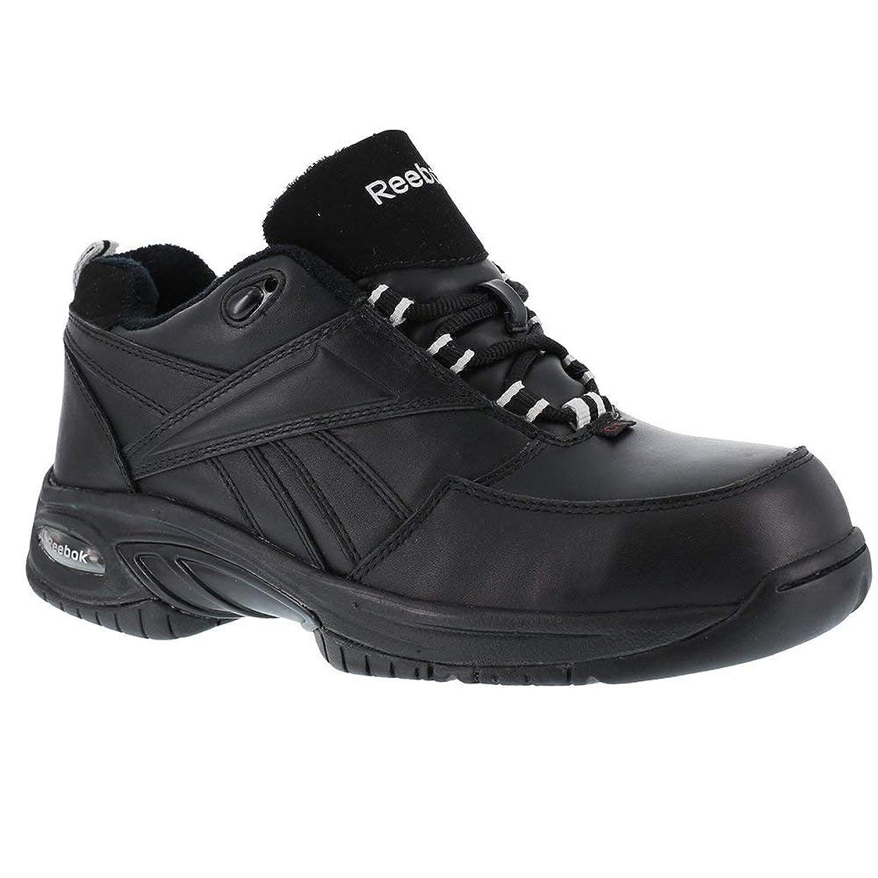 困惑した緑原始的な[リーボック] の女性作業靴TYAK Composite Safety Toe?–?rb417