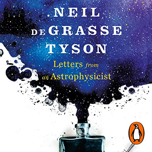 Letters from an Astrophysicist cover art