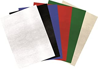 Waytex 78244 Couverture grain en cuir A4 Beige Pack de 100