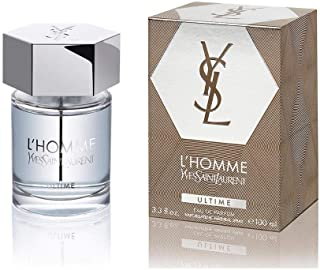 Yves Saint Laurent LHomme Ultime Agua de Tocador - 100 ml
