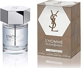 Yves Saint Laurent L'homme Ultime Eau de Parfum Spray for Men, 3.3 Ounce