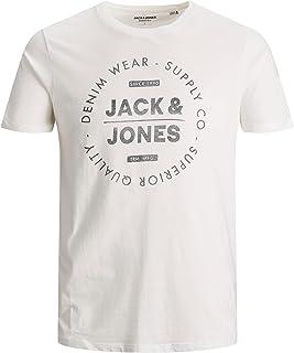 Jack & Jones Men's JJEJEANS TEE SS CREW NECK NOOS 20/21 T-Shirt