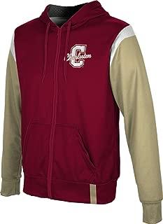 ProSphere College of Charleston University Men's Zipper Hoodie, School Spirit Sweatshirt (Tailgate)