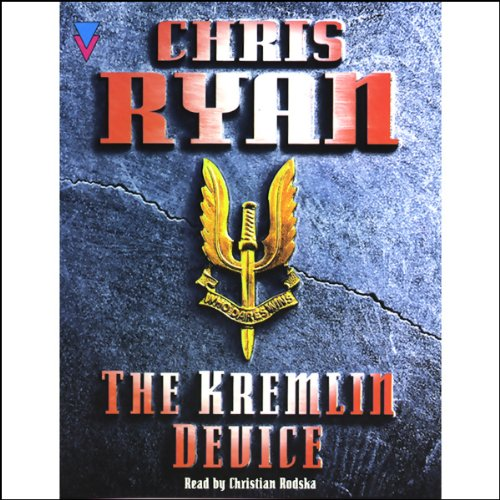 The Kremlin Device audiobook cover art
