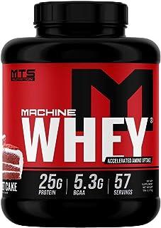 MTS Machine Whey Protein (5lbs, Red Velvet Cake)