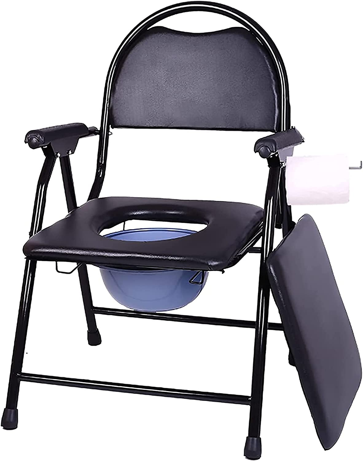 WFY Raised Toilet Today's only At the price of surprise Seat Folding Movable for Chair Elderly