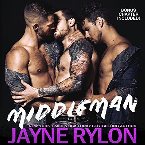 Middleman audiobook cover art