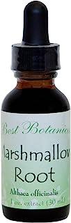 Best Botanicals Marshmallow Root Extract — Gut Health Supplement — Bladder and Digestive Health — 1 oz