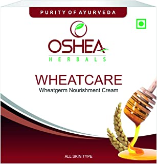 Oshea Wheatcare Wheat germ Nourishment Cream, White, 50 g