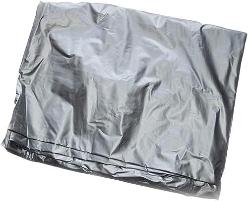 GZW001 Table de Billard de Couverture de Meubles de rougein de Jardin UV résistant à la poussière Lavable bloquant Le Tissu d'Oxford, Taille 4