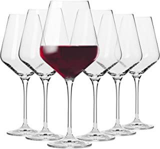 Krosno Copas de Vino Tinto | 490 ML | Avant-Garde Collection